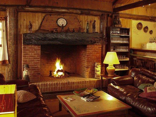 Ciepłe i komfortowe wnętrza