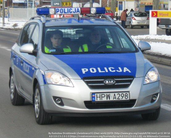 Policja Cieszyn: Pomagają i chronią - wystarczy zadzwonić