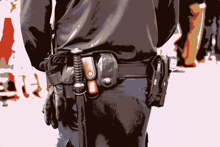 Policja Cieszyn: Dozór za posiadanie znacznej ilości narkotyków
